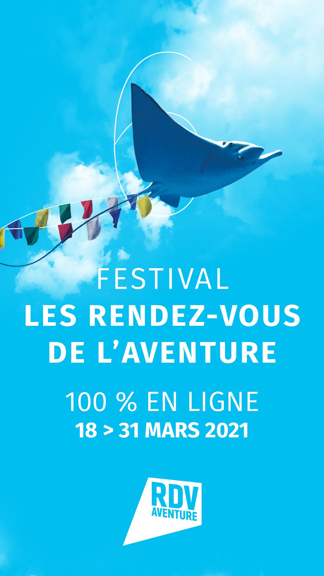 STORY_INSTAGRAM_2021 Festival des Rendez-vous de l'Aventure